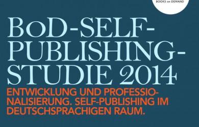 Self-Publishing-Studie von BoD 2014