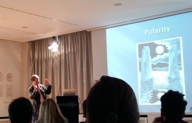 Christopher Vogler erläuterte uns die Heldenreise